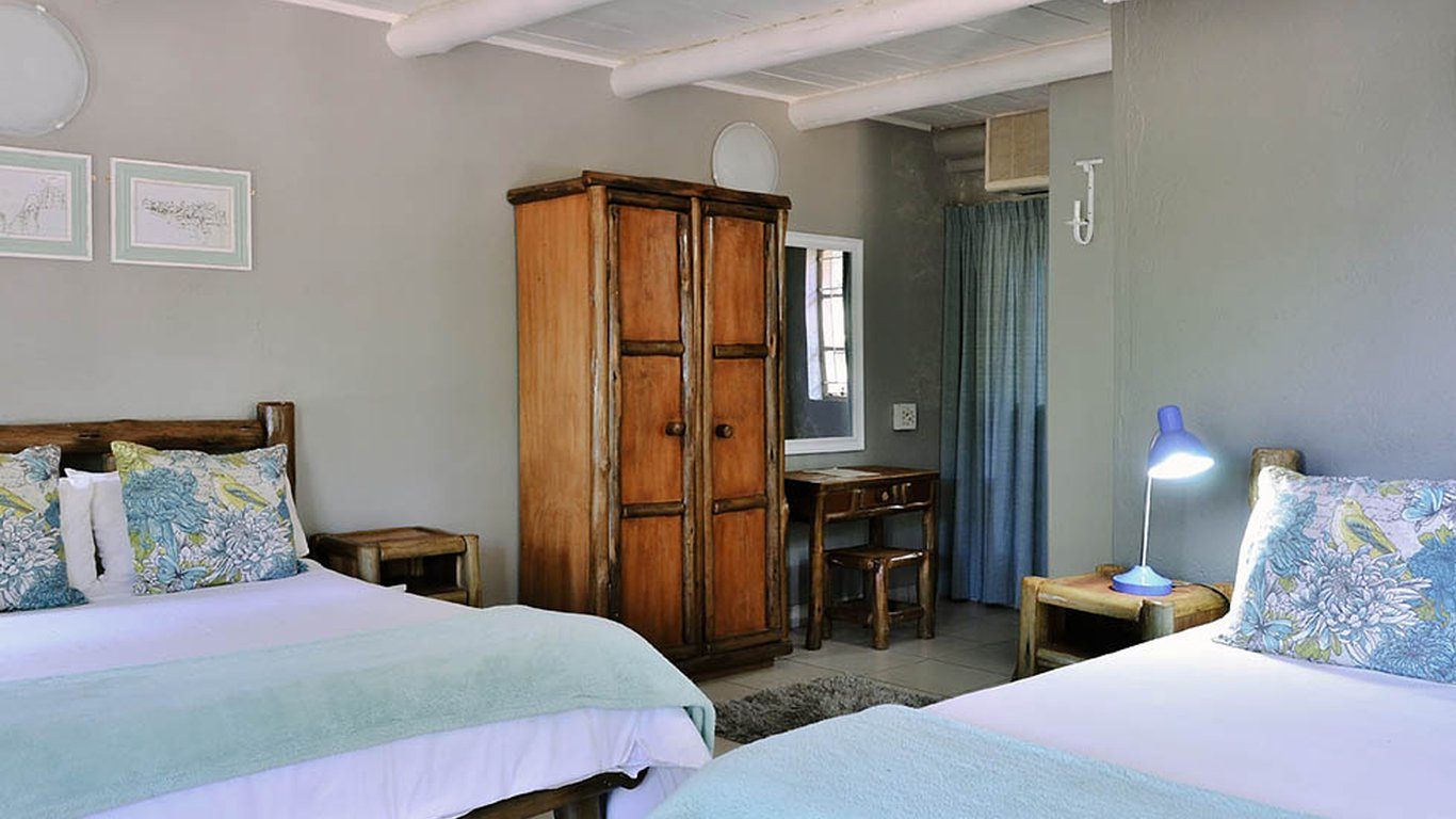 Accommodation in Bundu Lodge