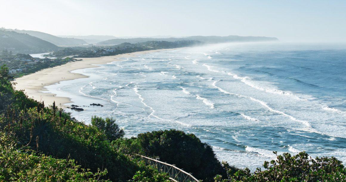 kzn south coast line