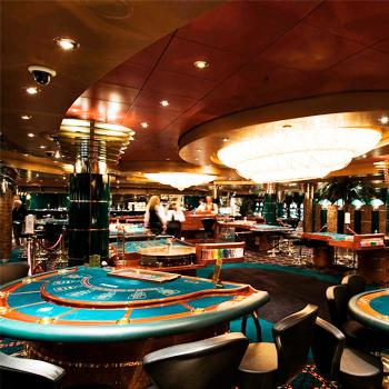 casino entertainment area